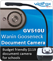 Wanin GV510u affordable document camera